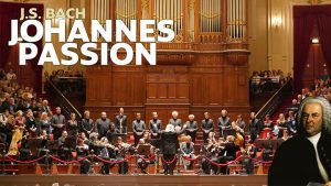 2 tickets voor Bachs Johannes Passion! ticketveiling