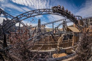 attractieparken Toegangsticket Phantasialand