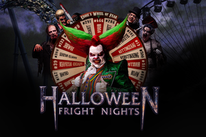 Tickets Halloween Fright Nights in Walibi Holland (2 p.) VakantieVeilingen.be