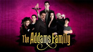 2 balkontickets voor de musical The Addams Family! ticketveiling