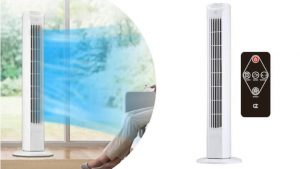 Must-have zomer accessoire: Luxe Torenventilator! ticketveiling
