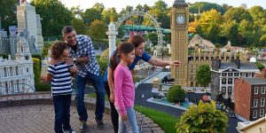 attractieparken Toegangsticket LEGOLAND Windsor