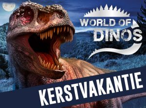 Entreeticket voor de World of Dinos! World of Dinos