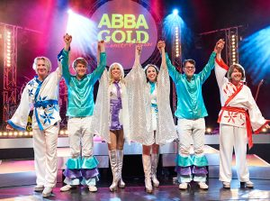 Ticket voor ABBA Gold in Schiedam Wigt Productions BV