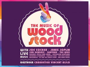 The Music of Woodstock in Het Koninklijk Concertgebouw The Music of Woodstock