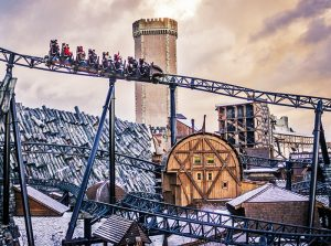 Laat je betoveren tijdens Wintertraum in Phantasialand Phantasialand Wintertraum