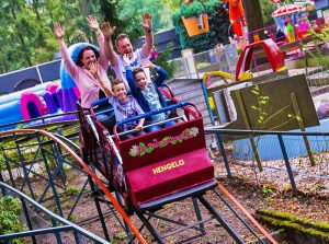 Pre-sale: Attractiepark De Waarbeek inclusief All-You-Can-Eat De Waarbeek