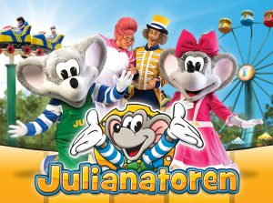 Pre-sale: entreeticket voor Kinderpretpark Julianatoren! Julianatoren