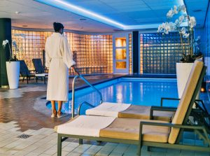 Entreeticket voor BLUE Wellness Trivium Fletcher Hotels