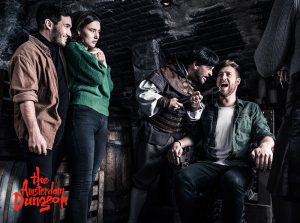 Entreeticket voor The Amsterdam Dungeon The Amsterdam Dungeon