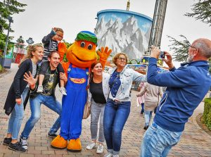 Toegang tot Kernie's Familiepark inclusief All-you-can-eat Wunderland Kalkar