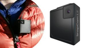Dé ultieme draagbare action camera: iOn Snapcam! ticketveiling