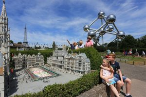 Tickets voor Mini-Europe in Brussel (2 p.) VakantieVeilingen.be