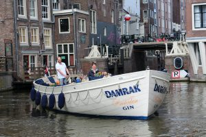 Amsterdam luxury one-hour canal cruise
