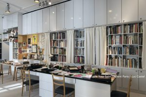 Private visit of the Yves Saint Laurent Museum