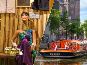 Ripley's Believe It or Not! Amsterdam ticket and one-hour canal cruise