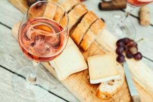 Wine and cheese tasting in Paris