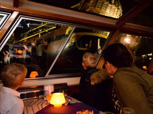 Entreeticket Evening Cruise door Amsterdam Blue Boat Company