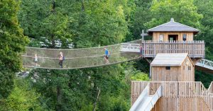 Adventure Pass voor Adventure Valley in Durbuy (2 p.) VakantieVeilingen.be