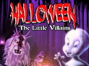 """EntreeticketHalloween """"The Little Villains IV"""" Twilight Fantasy Productions"""