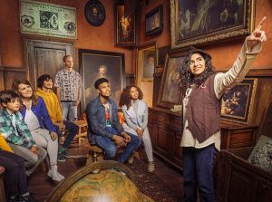 Ticket Rembrandts Amsterdam Experience + €5 shop tegoed Rembrandts Amsterdam